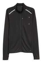 Running jacket - Black - Men | H&M CA 3