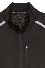 Running jacket - Black - Men | H&M CA 6