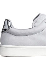 Baskets - Gris clair -  | H&M BE 4