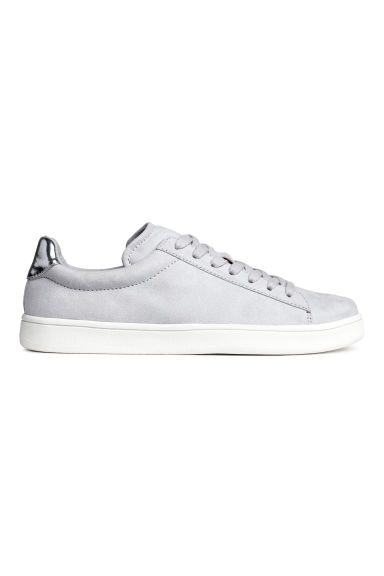 Baskets - Gris clair -  | H&M BE 1