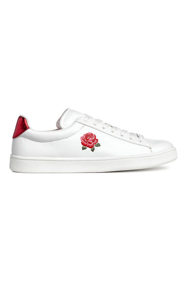 Trainers - White - Ladies | H&M 1
