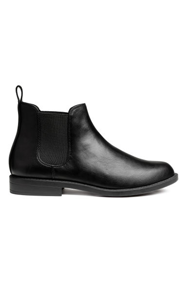 Chelsea boots - Black - Ladies | H&M GB