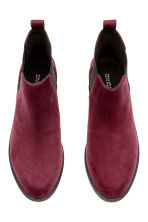 Chelsea boots - Burgundy - Ladies | H&M 2
