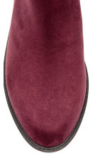 Chelsea boots - Burgundy - Ladies | H&M 3