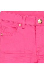 Twill trousers - Cerise - Kids | H&M CA 3