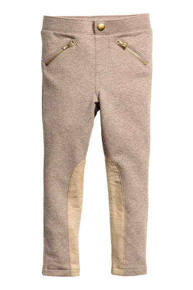 Treggings - Beige -  | H&M FI