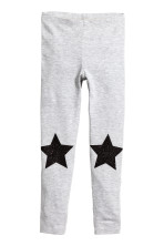 Light grey/Stars