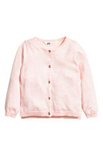 Cotton cardigan - null -  | H&M CN 2