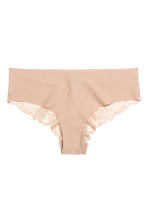 Microfibre hipster briefs - Chai - Ladies | H&M 2