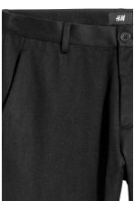 Chinos Slim fit - Black - Men | H&M CN 4
