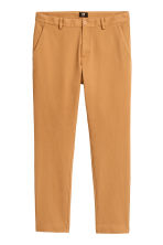 Chinos Slim fit - Camel - Men | H&M 1