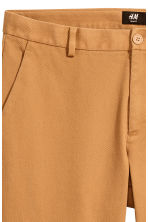 Chinos Slim fit - Camel - Men | H&M CA 3