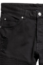 Biker shorts - Black - Men | H&M 4