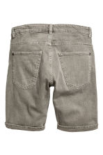 Biker shorts - Khaki green - Men | H&M 3