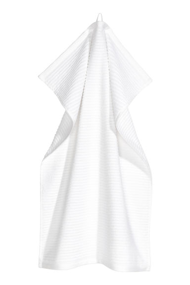 Hand towel - White - Home All | H&M IE 1
