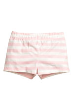 2套入平紋睡衣套裝 - Lt.pink/White stripe - Kids | H&M 3