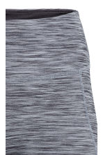 Sports tights - Grey marl - Ladies | H&M 3