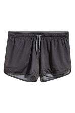 Sports shorts - Black - Ladies | H&M CA 2