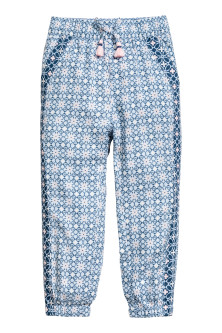 Pantaloni pull-on fantasia