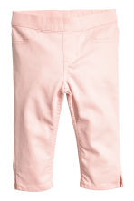 3/4-length treggings - Light pink - Kids | H&M CN 2