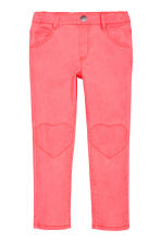 Treggings - Neon pink - Kids | H&M 1