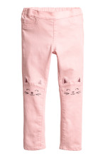 Light pink/Cat