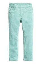 Manchestertreggings - Turkos - Kids | H&M FI 2