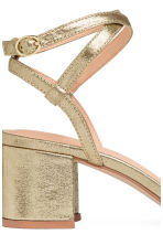 Sandals - Gold - Ladies | H&M 5