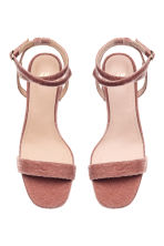 Sandals - Vintage pink - Ladies | H&M 3