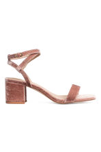 Sandals - Vintage pink - Ladies | H&M 2