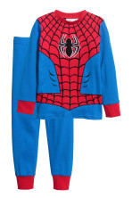 Blu/Spiderman