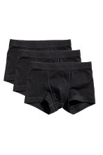 3-pack boxer shorts - Black -  | H&M 1