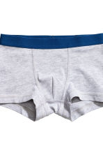 3-pack boxer shorts - Blue -  | H&M CA 3