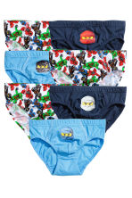7-pack boys' briefs - Red/Lego - Kids | H&M 1