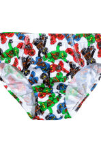 7-pack boys' briefs - Red/Lego -  | H&M 3