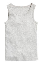 2-pack vest tops - White/Dinosaurs - Kids | H&M 3