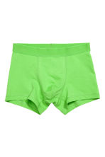 3-pack boxer shorts - Green - Kids | H&M 2