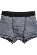 3-pack boxer shorts - Black -  | H&M 3
