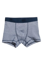 Boxer, 3 pz - Blu scuro/pois - BAMBINO | H&M IT 2