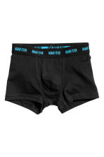 3-pack boxer shorts - Turquoise blue - Kids | H&M CA 2