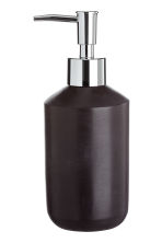 Soap dispenser - Black - Home All | H&M CA 1