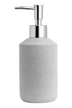 Soap dispenser - Light grey - Home All | H&M CN 1