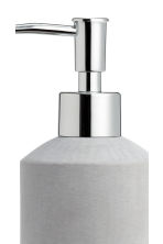 Soap dispenser - Light grey - Home All | H&M CN 2