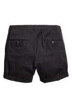 H&M+ Chino shorts - Black - Ladies | H&M CN 3