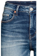 Skinny High Waist Jeans - Denim blue - Ladies | H&M 4