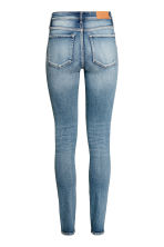 Skinny High Waist Jeans - Denim blue - Ladies | H&M CN 4