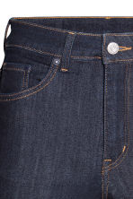 Skinny High Waist Jeans - Dark blue - Ladies | H&M CN 3