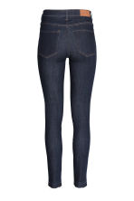 Skinny High Waist Jeans - Dark blue - Ladies | H&M CN 2