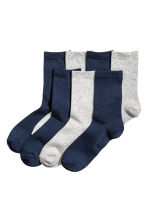 7-pack socks - Dark blue/Grey -  | H&M 1