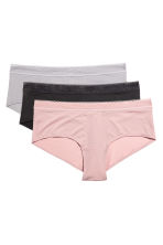 3-pack Hipster briefs - Pink - Ladies | H&M 2